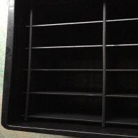 厂家供应樟木头防静电中空板箱,防静电中空板刀卡,加硬平板