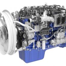 250kW潍柴WP10.340E32重卡发动机 卡车专用250kW欧三潍柴发动机