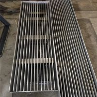 金聚进 推荐 厂家直销不锈钢线性排水沟盖板缝隙式不锈钢格栅水沟盖板