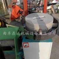 全麦粉面粉石磨营养劲道 杂粮电动石磨面粉机