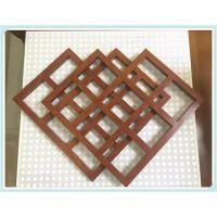 南京铝方管拼接铝窗花厂家直销