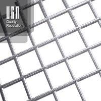 直销全国D10螺纹钢筋网 路面加筋网