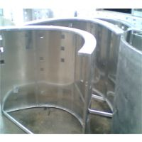 冲孔铝单板天花 弧形微孔铝单板天花吊顶