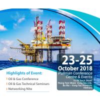 2018年越南国际石油天然气展震撼来袭-10月海外展会