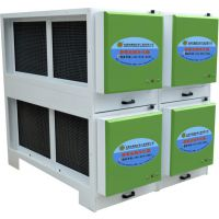 精端环保静电式油烟净化器餐饮净化器JD-320