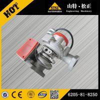 供应西藏小松原厂pc650-8增压器 6D140发动机油嘴 优质原厂配件