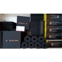 B0、BO、B1级凯门富乐斯K-FLEX橡塑保温板,黑色橡塑保温管材 珠三角核心代理 冷凝保温管