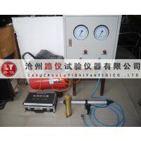 HQY-1型建筑密封稳压气源控制仪使用方法