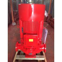 立式消火栓泵厂家直销XBD3.8/10-100L加压泵,给水泵