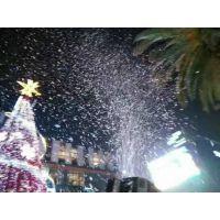 户外泡沫派对制作 广告拍摄泡沫趴 狂欢啤酒节特效道具 圣诞雪景雪花机租赁