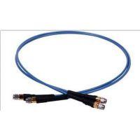 苏州启道优势供应G系列26.5GHz超低损耗稳幅稳相电缆组件