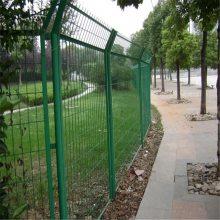 防护框网 铁路护栏网 公园绿地隔离网