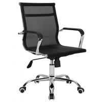 现代简约款会议椅*网布培训椅*网布简约培训椅