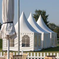 广州帐篷厂家户外尖顶帐篷 欧式户外会议篷房 铝合金临时篷房搭建