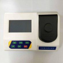 水样的锌浓度值分析仪|0.2~3.00mg/L水质锌测定仪TDZN-180型