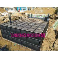 一体化污水泵站 抗浮地埋水箱泵站 润平厂家批发