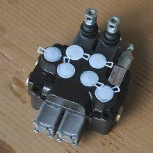 DCV40-2YT系列液压多路阀-G2分之1油口,支架倒装SKBTFLUID