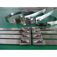 福建金属扎带 超强拉力不锈钢扎带 使用便捷 防氧化 拓森厂家供应