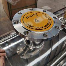 卓智 不锈钢双泵无负压变频供水设备 不锈钢恒压给水装置厂家