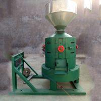 大产量去壳机 小型大豆高粱碾米机 普航 小型黄豆去皮碾米机