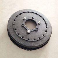 瑞洁毛刷加工厂 优质耐磨PA6洗地机圆盘刷 PP针盘 卡扣 13寸-21寸 适合各种机型
