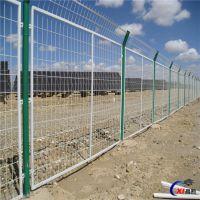 新能源防护网厂家批发 光伏电站围栏网 核电站铁丝隔离网