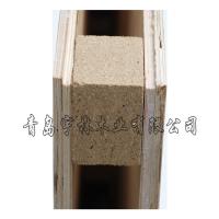 胶州免熏蒸胶合板木地台板工厂定做 贸易公司出口常用托盘