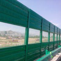 安亿腾高速公路声屏障高铁高架桥铁路声屏障金属百叶孔厂家直销