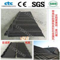 彩石金属瓦凭什么在屋面建材行业一枝独秀?