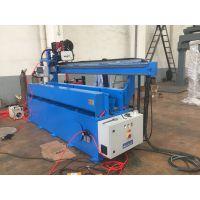 南京群信瓦楞板对接直缝焊、波纹板车厢板对接纵缝焊、等离子焊接