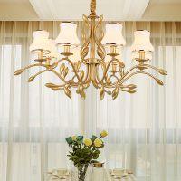 美式吊灯 铁艺灯具价格 复古灯饰图片 美式餐厅吊灯