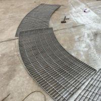 耀恒 厂家供应园林绿化弧形格栅 不锈钢弧形格栅钢格板定做