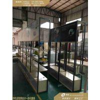 出口海外版小米专卖店展示柜台,国外版小米智能家电展示柜台