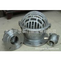上海沪宣 H42X不锈钢底阀
