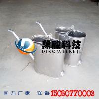 【鼎威科技】304不锈钢加油桶 可定制 厂家直销