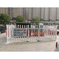 PVC围栏变压器护栏塑钢栅栏