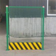 现货工地防护网 升降机防护网 基坑护栏
