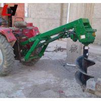 栽树机报价 大直径挖坑机厂家