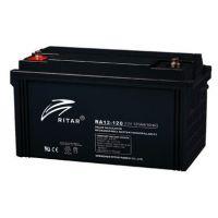 RITAR瑞达蓄电池12V120AH原装RA12-120机房直流屏铅酸电瓶包邮