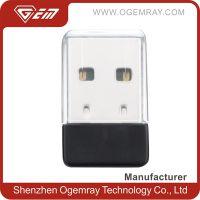 供应奥金瑞科技迷你USB无线网卡随身WIFI发射接收器