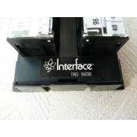 厂家直销日本Interface中継端子台TNS-6810冷压连接型