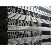 供应各大钢厂Q235热镀锌8#槽钢 国标Q235槽钢 热镀锌槽钢