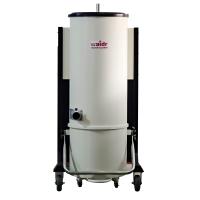 新款威德尔脉冲反吹工业吸尘器车间清理粉尘工业级吸尘设备WX75F