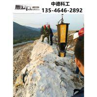 液压岩石撑石机厂家ygf-5000