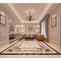 明居装饰红星威尼斯案例美式装修风格180平米