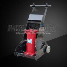 液压油除杂高端滤油机 滤油小推车