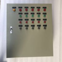 深圳控制箱 中央空调控制柜 恒温恒湿风柜控制器 40KW风柜控制柜