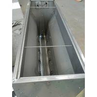 安微合肥市猪用双面10孔不锈钢料槽发货
