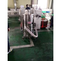 大功率吸尘器 大型工厂吸铁屑焊渣用吸尘机 威德尔WX100/75