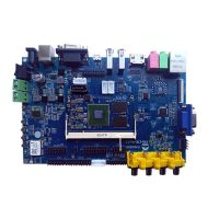 嘉仟仟Imx6 4路/8路模拟摄像头TW6865/TW6869 i.MX6开发板